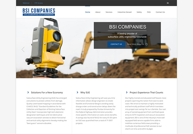 website-detail-bsi-engineering